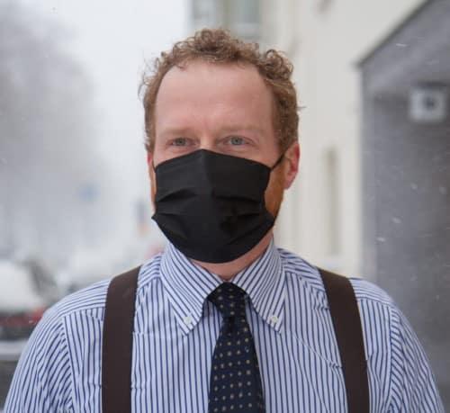 Vaatturi Niko covid maski